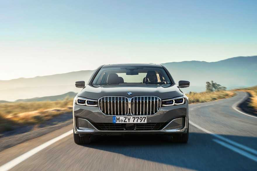 BMW 7 primeur Geneve 2019