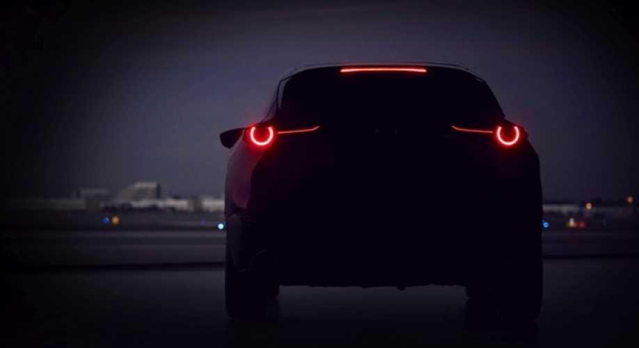 Mazda SUV primeur Geneve 2019