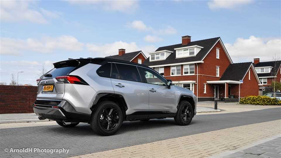 toyota RAV4 hybrid rijtest conclusie 2019
