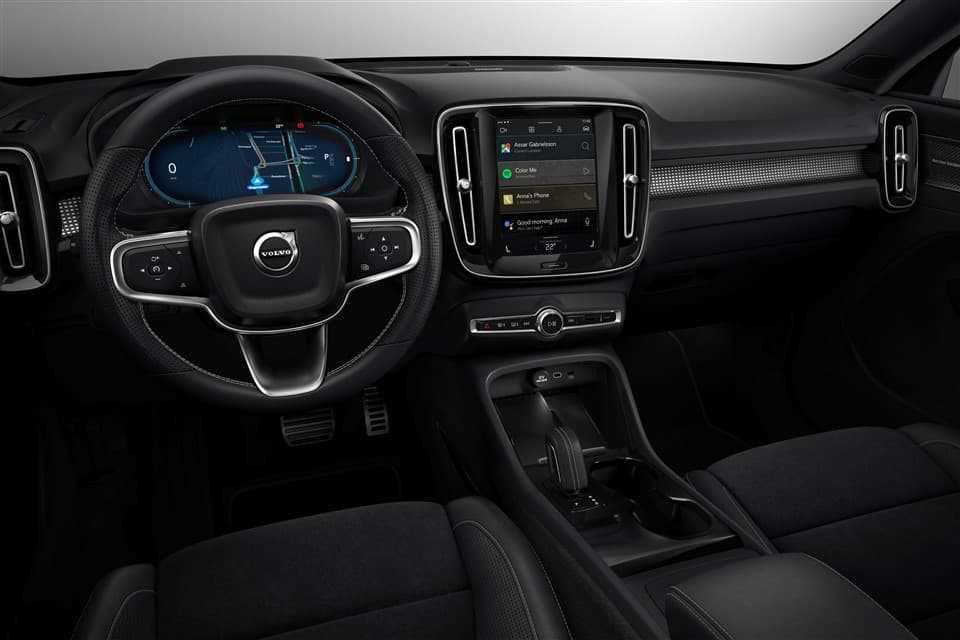 Volvo XC40 elektrisch