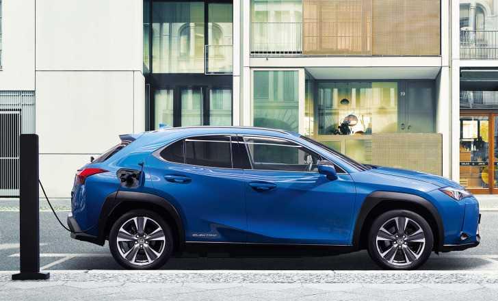 Lexus UX 300e geneve 2020
