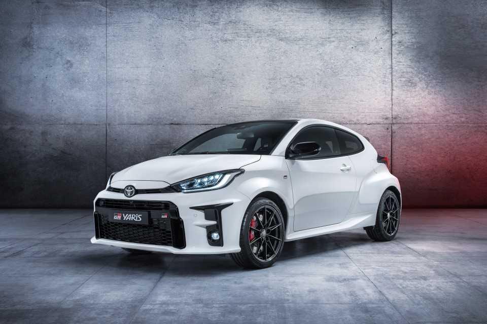 02-Nieuwe-Toyota-GR-Yaris-geboren-in-het-heetst-van-de-strijd Geneve 2020