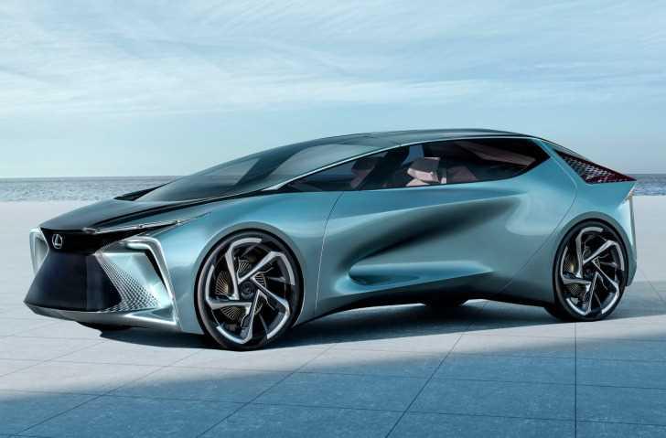Lexus LF-30 Electrified concept car geneve 2020