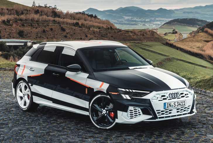 Audi A3 Sportback Geneve 2020