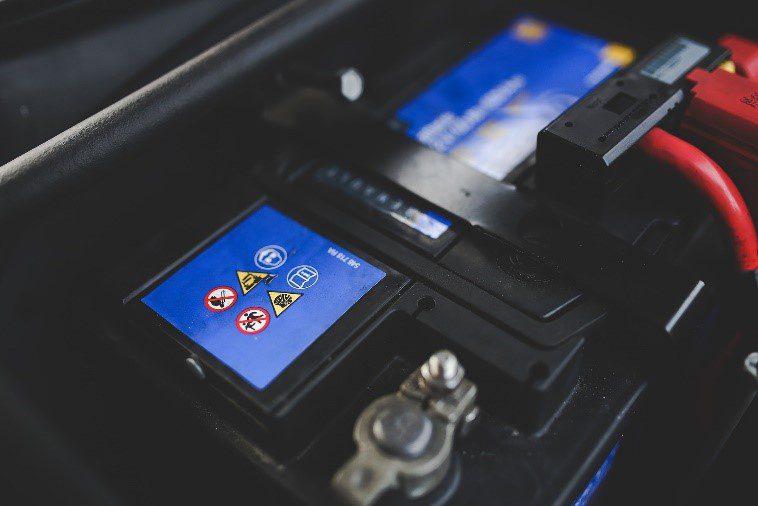 ontwikkeling elektrische auto accu
