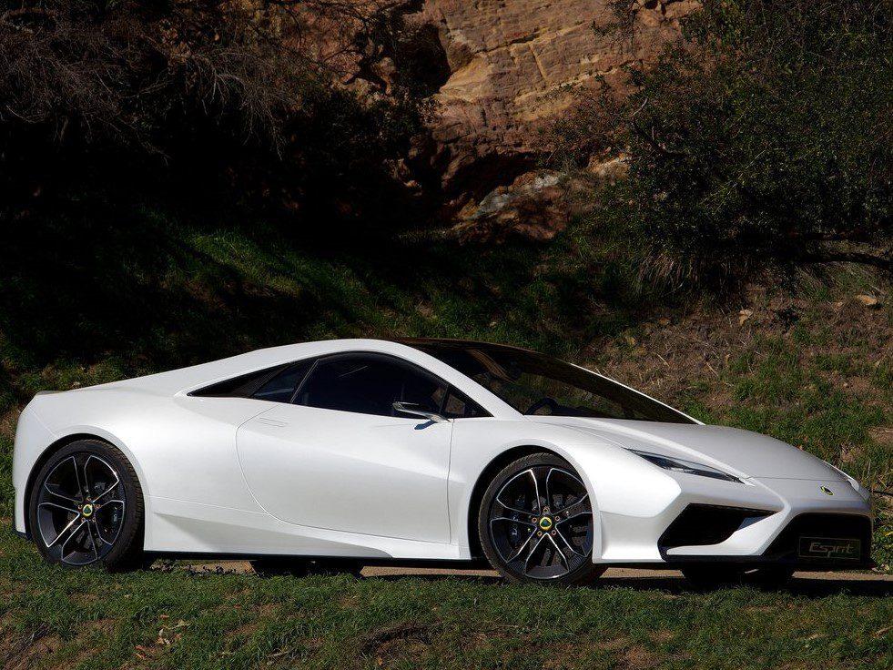 Lotus Esprit '10
