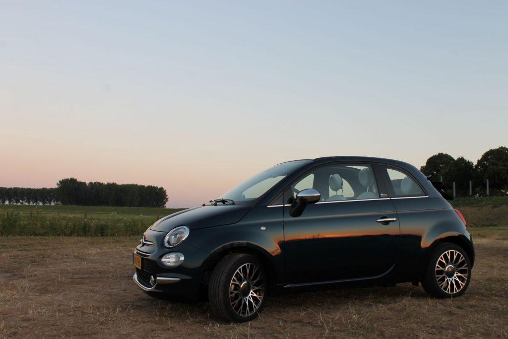 2020 Fiat 500c Hybrid